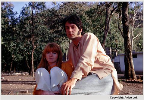 Paul McCartney Jane Asher